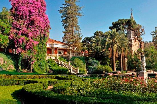 Casa Real Hotel at Santa Rita Vineyards