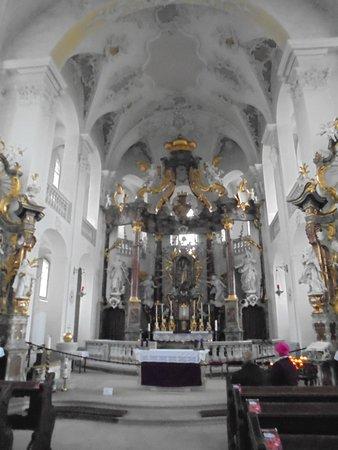 Eltmann, Германия: Stunning baroque interior