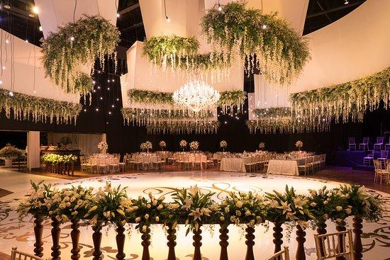 Los Tajibos Hotel & Convention Center: Bodas en el Centro de Convenciones