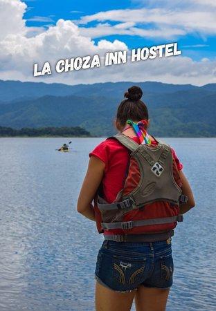 La Choza Inn Hostel: Arenal Lake, Arenal Volcano