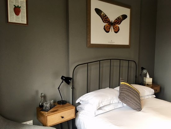 Ickham, UK: beautifully decorated bedroom