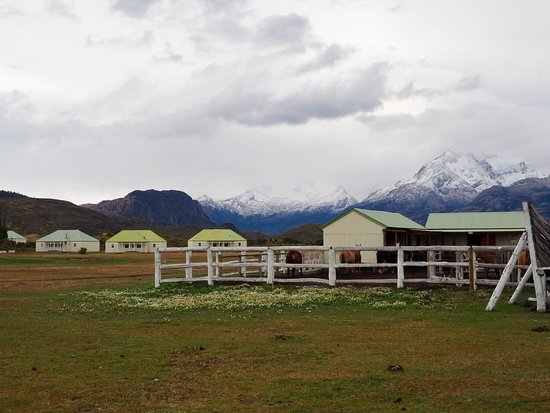 Estancia Cristina Lodge Photo