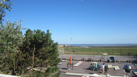 Tennis Court & Mini-golf Cousre in Rantum North,Sylt.