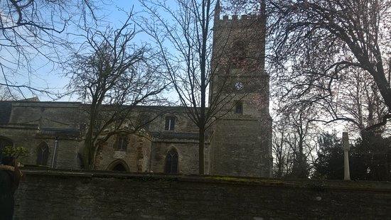St Edburg's Church: Pretty Church