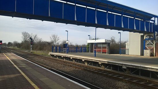 Bicester North Railway Station