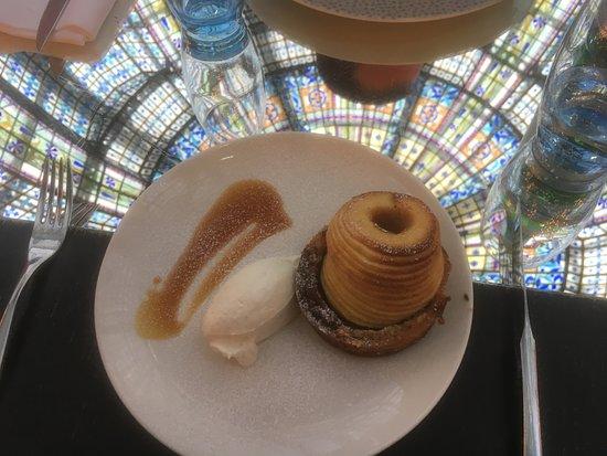 Brasserie Printemps: Dessert