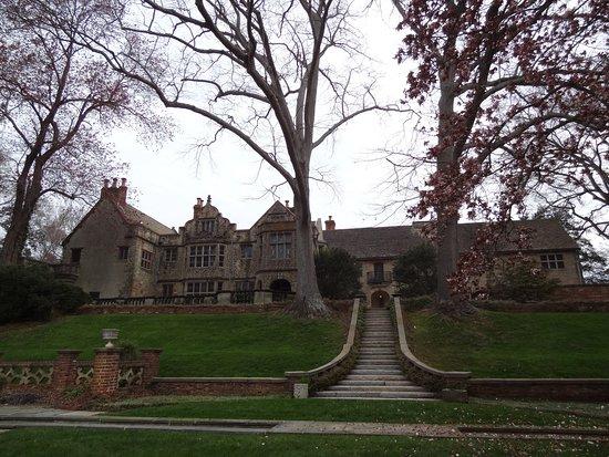 Virginia House: beautiful backyard