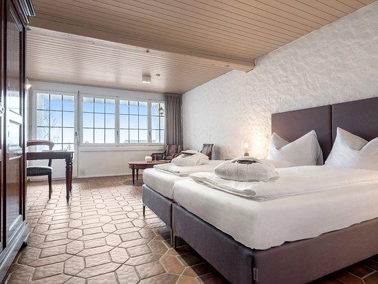 Merlischachen, Schweiz: See Zimmer