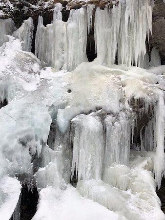 Columbia Falls, MT: Double falls