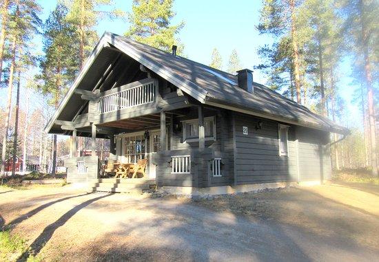 Kivijärvi, Φινλανδία: Mökki