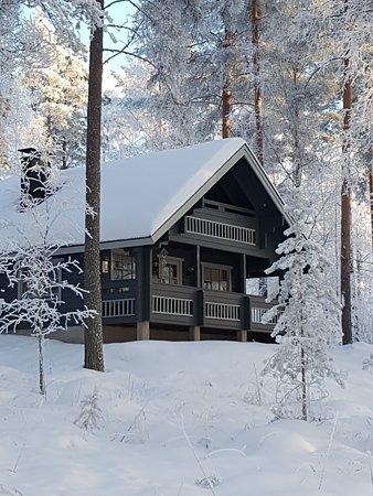 Kivijärvi, فنلندا: Mökki