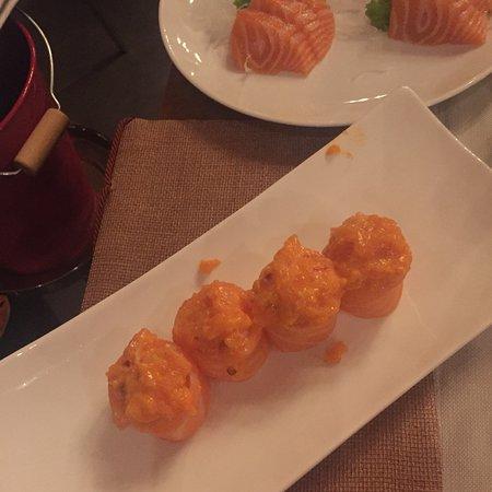 Sushi sfizioso