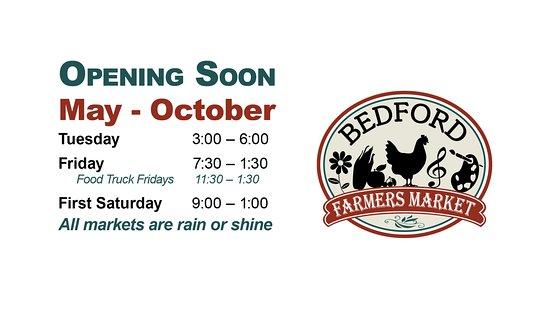 Bedford, VA: Open May - October