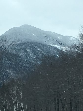 Whitefield, NH: views from the drive.
