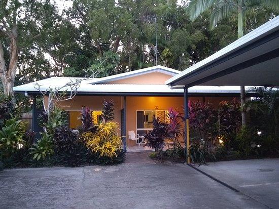 Lazy Lizard Motor Inn : Home sweet home for tonight