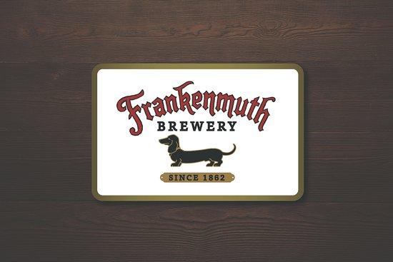 Frankenmuth Brewery!