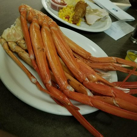 casino arizona crab buffet