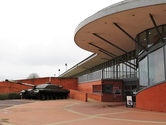 Exciting new Gallery at Bovington 7