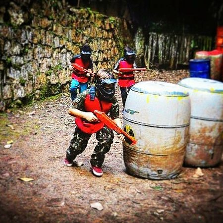 ‪Paintball Kids‬