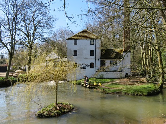 Claythorpe Watermill