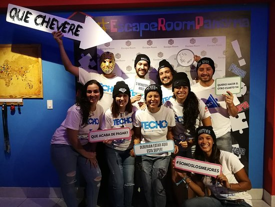 Escape Room Panama Photo