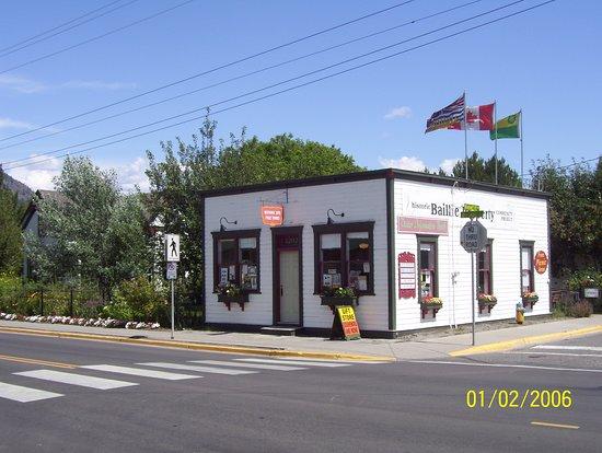 Merritt Visitor Centre