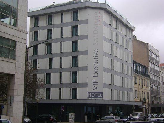 Vip Executive Saldanha Hotel: Esterno di giorno