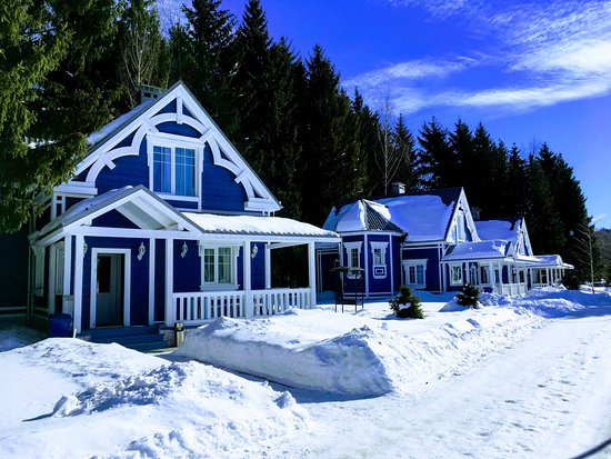 Парк-отель Торбеево озеро