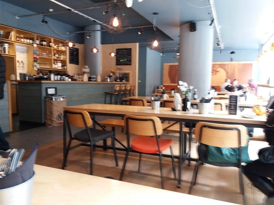 Bean Coffee And Cocktails Liverpool Restaurant Reviews