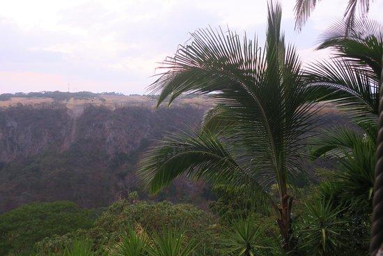 Vista Canyon Inn: A view of the canyon