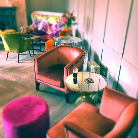 Beautiful interior design of The Wellington, Rochdale