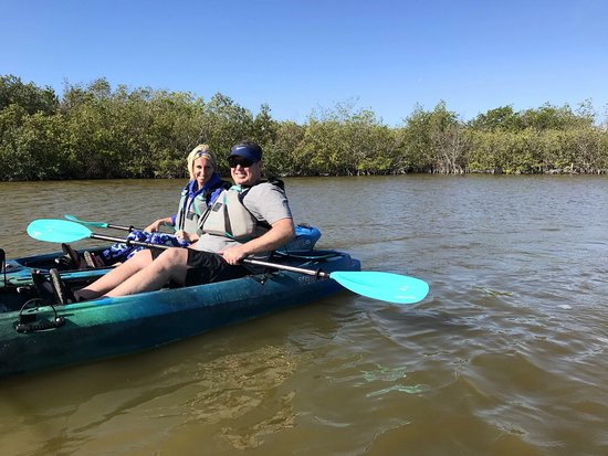 Kayak through the Thousand Islands of Cocoa Beach, Florida with Cocoa Kayaking! cocoakayaking.co