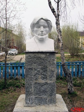 Monument to Tikhon Senkin