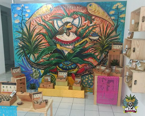Rey Mezcal Crafts Boutique