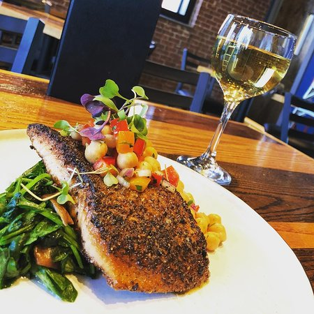 East Providence, RI: Fresh Salmon locally sourced!