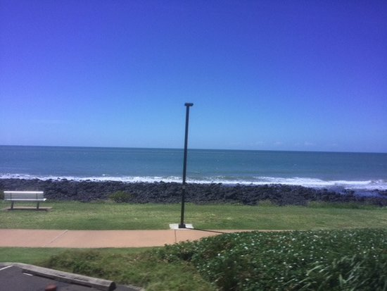 Bargara, Australia: seats for the weary