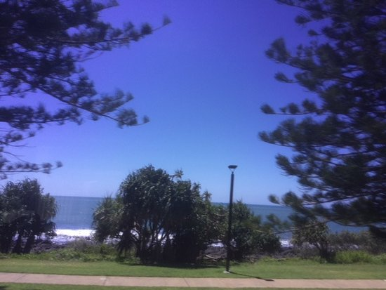 Bargara, Australia: Sea breezes on a hot day