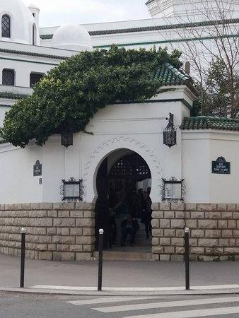 La Mosquee de Paris