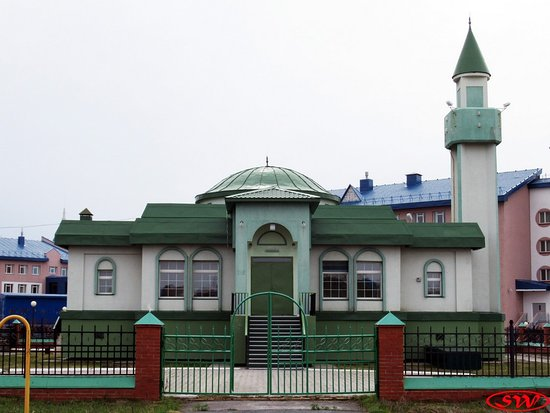 Salekhard Mosque