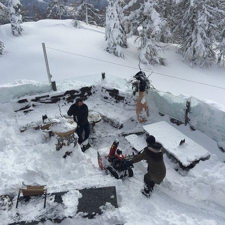 Toerbel, Switzerland: Diesen Winter bleibt in guter Erinnerung!