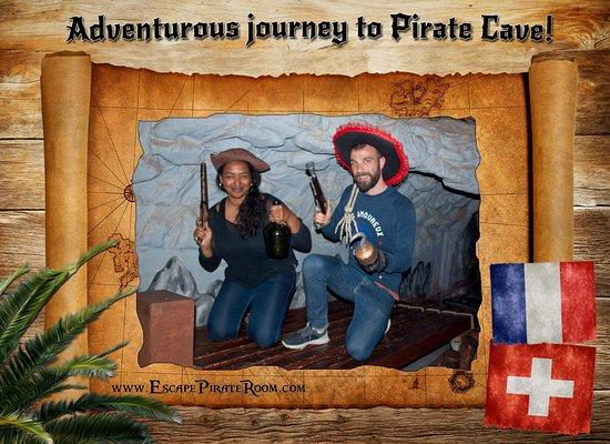 Pirate Cave: Reise zur Piratenhöhle