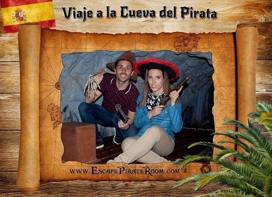 Pirate Cave: Viaje a la Cueva del Pirate