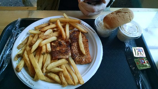 Epping, NH: Baked Salmon $15.99