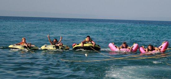 Polychrono, Hellas: Sliders!