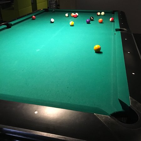 Billiard Club Black Ball