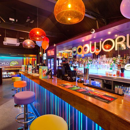 Popworld Hertford opened in December 2017