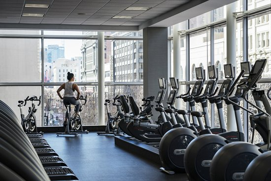 Four Seasons Hotel San Francisco: Equinox Sports Club