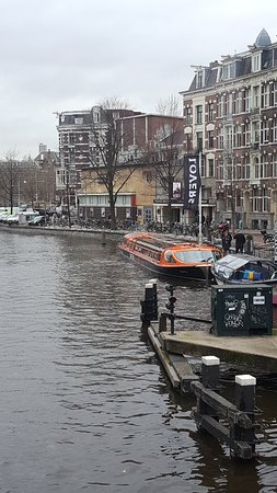 Quentin Amsterdam Hotel: 20180404_133634_large.jpg