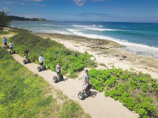 The Outpost: Beach Segway Tour