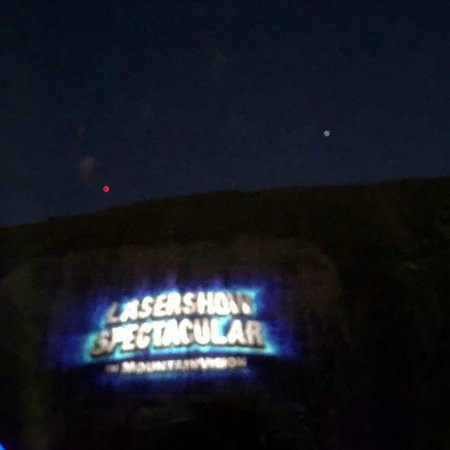 Lasershow Spectacular at Stone Mountain Park : photo0.jpg
